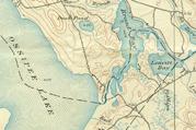 Ossipee Lake Map