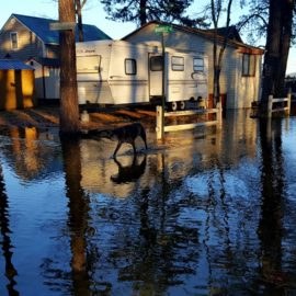Storm Focuses Attention On Flooding, Again